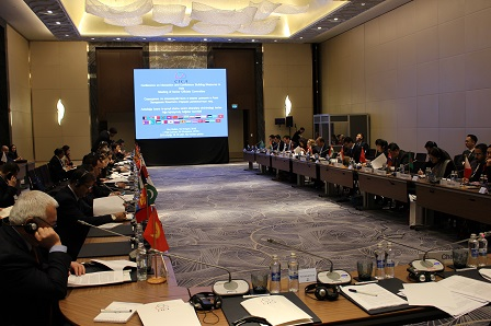 On 18-19 April 2019, CICA Senior Officials Committee (SOC) gathered in Nur-Sultan to discuss the draft Declaration of the upcoming Fifth CICA Summit along with other issues related to the Forum activity.