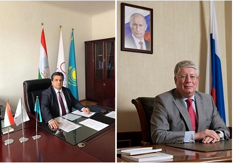 On  April 4, 2019, Mr. Kh. Mirzozoda, the Executive Director of the CICA Secretariat, met with Mr. A.N. Borodavkin, the Extraordinary and Plenipotentiary Ambassador of the Russian Federation to the Republic of Kazakhstan.
