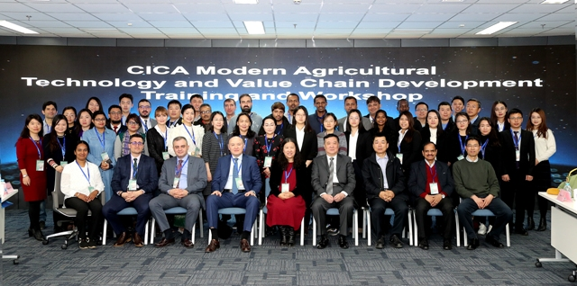 On the December 2-7, 2018 a seminar on the topic of «Modern Agricultural Technology and Value Chain Development Training and Workshop» had taken place at the Chinese Academy of Agricultural Sciences and supported by the Ministry of Foreign Affairs of P.R.China with participation