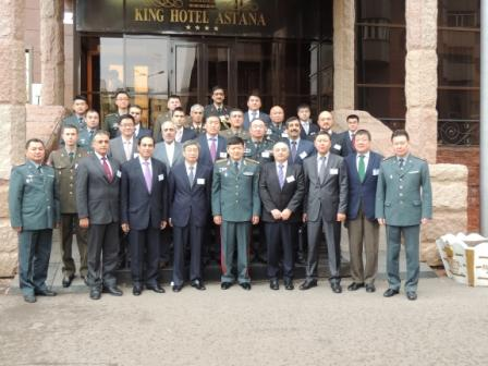 INTERNATIONAL SEMINAR ON MILITARY-POLITICAL DIMENSION