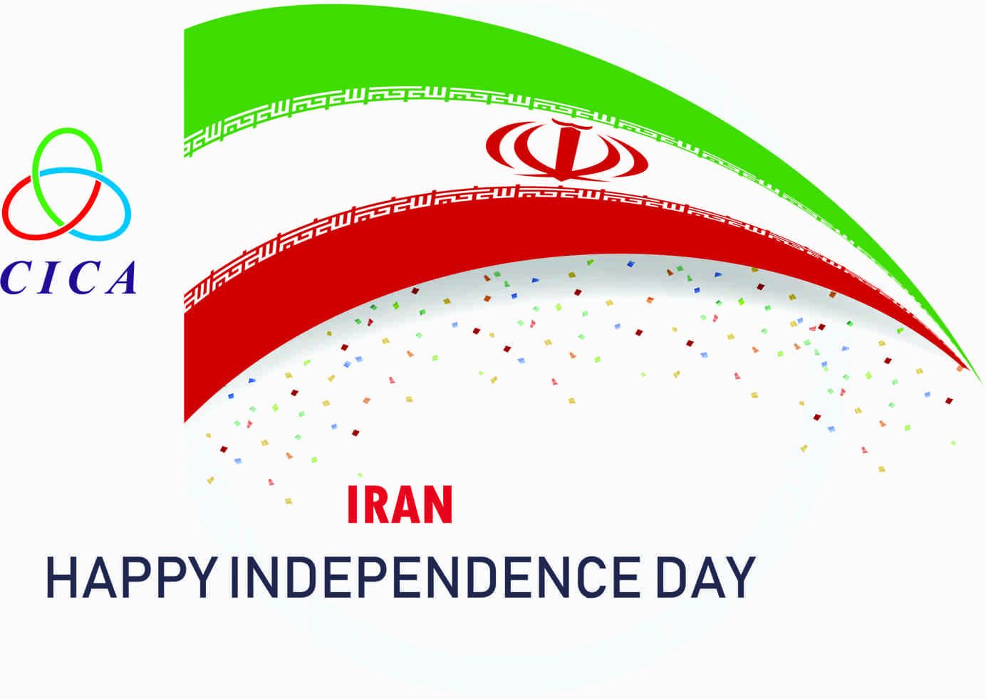 On behalf of the СICA Secretariat please accept warm congratulations and best wishes to the people of the Islamic Republic of Iran @irankazakhstan on the happy occasion of the National Day!