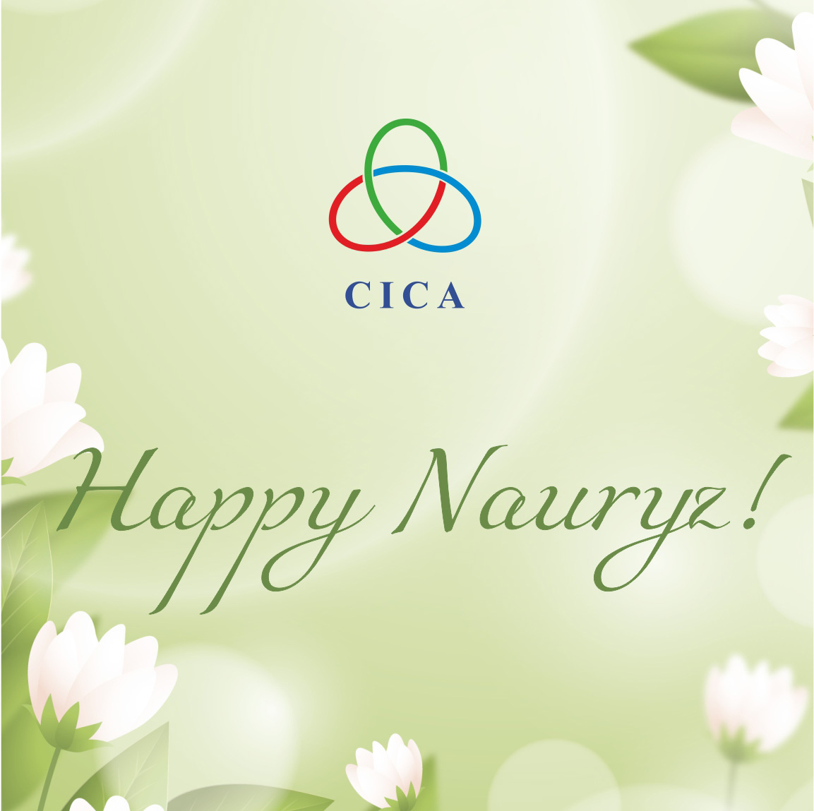 The CICA Secretariat expresses its warmest congratulations on the occasion of Nauryz!
