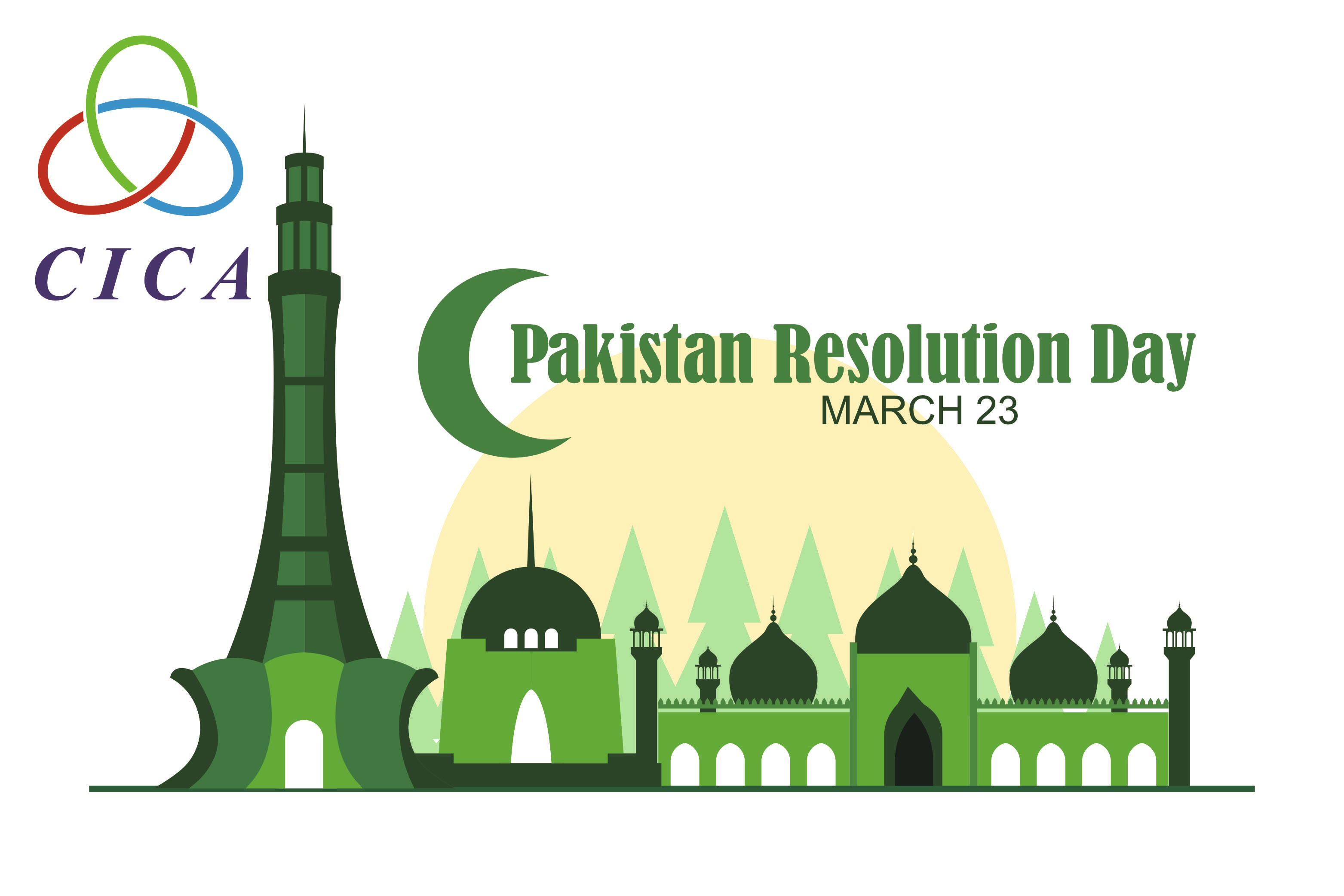 The CICA Secretariat has the honour to congratulate the Islamic Republic of Pakistan on the occasion of the National Day! Best wishes peace and prosperity to Pakistani people!