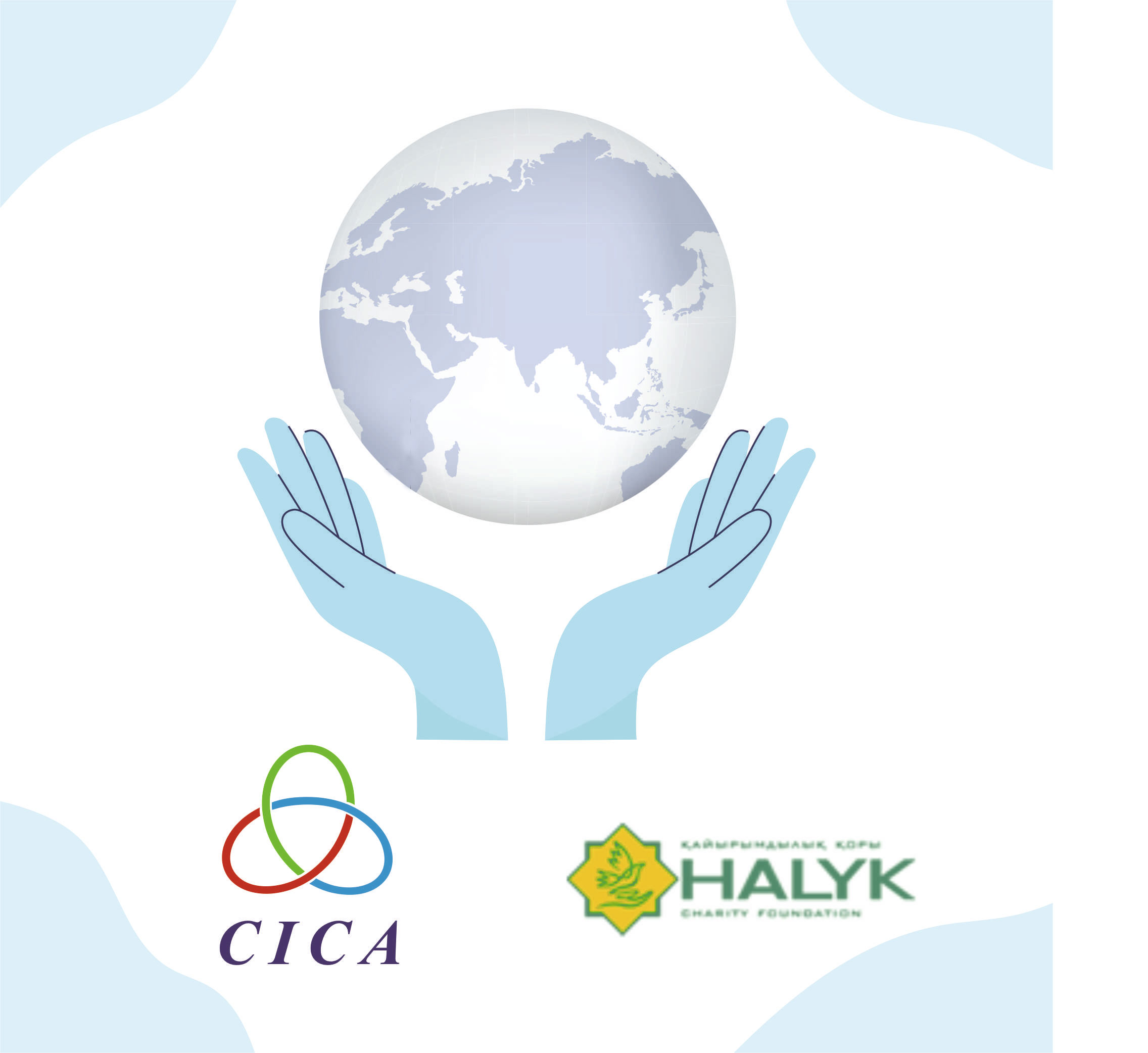 """The Halyk Charity Foundation expressed gratitude to the CICA Secretariat for its support and participation in the provision of humanitarian assistance to a number of Member States in their fight against the COVID-19 pandemic within the framework of the Confidence Building Measure """"Epidemiological Safety, Public Health and Pharmaceuticals""""."""