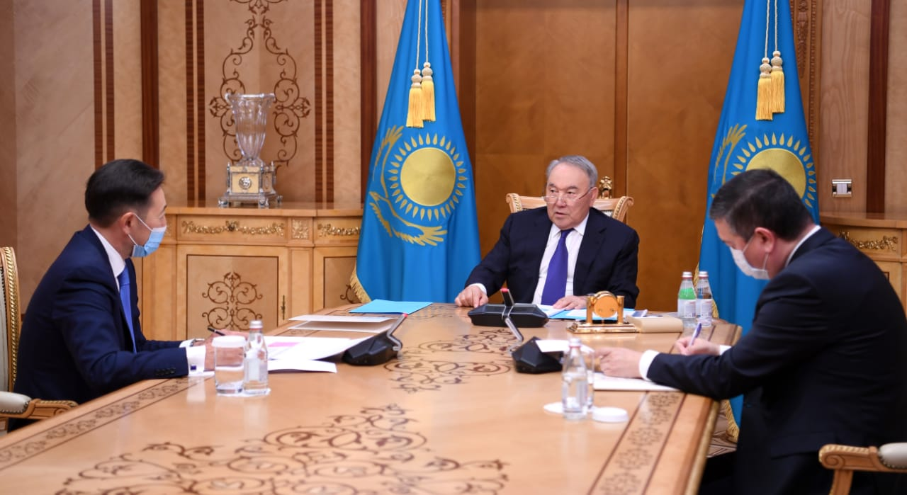 Founder of CICA Nursultan Nazarbayev welcomes further strengthening of the forum  (26 May 2021)
