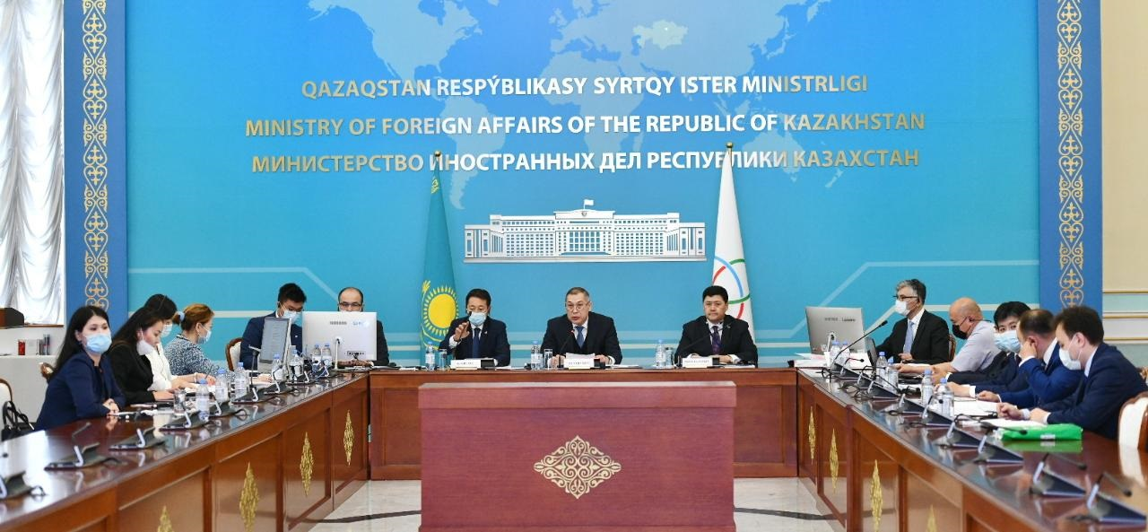 Second Senior Officials Committee (SOC) meeting of the Conference on Interaction and Confidence Building Measures in Asia (CICA) under the Kazakh chairmanship reached significant achievements on June 23, 2021
