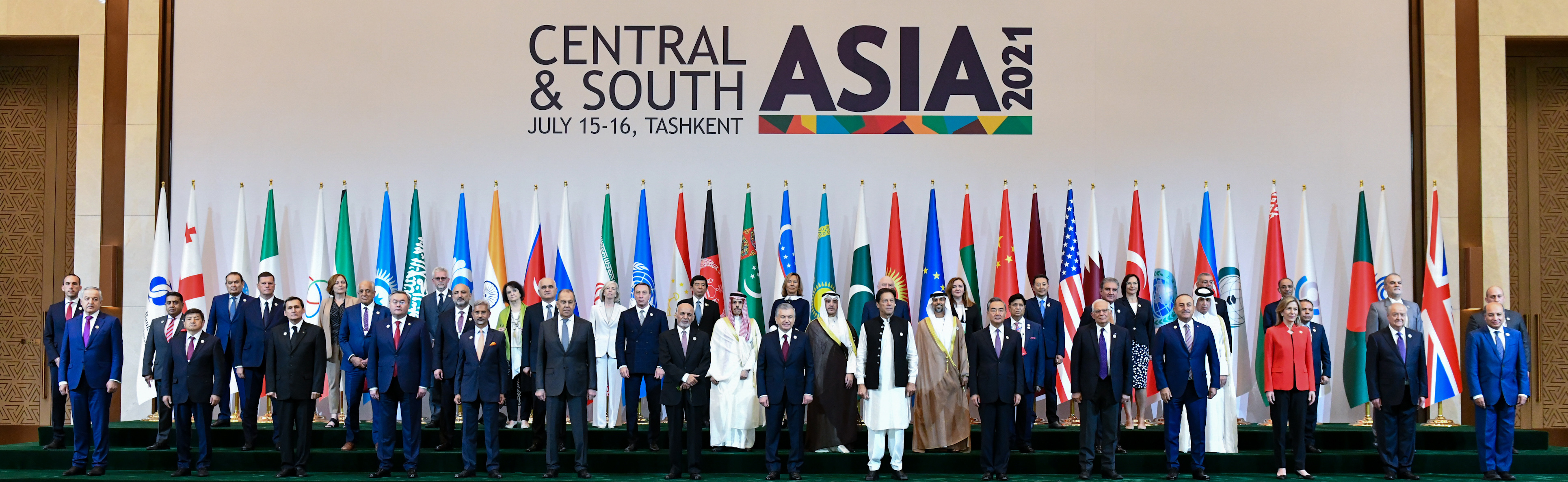 """""""Connectivity is the trend of the 21st century,"""" said the CICA Executive Director at the International Conference """"Central and South Asia: Regional Connectivity. Challenges and opportunities """""""